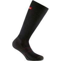 Rohner Compression Outdoor Light Wandersocken schwarz