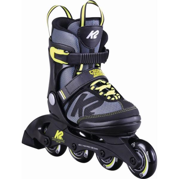 K2 Cadence JR Ltd Boy Kinder Inline Skates schwarz