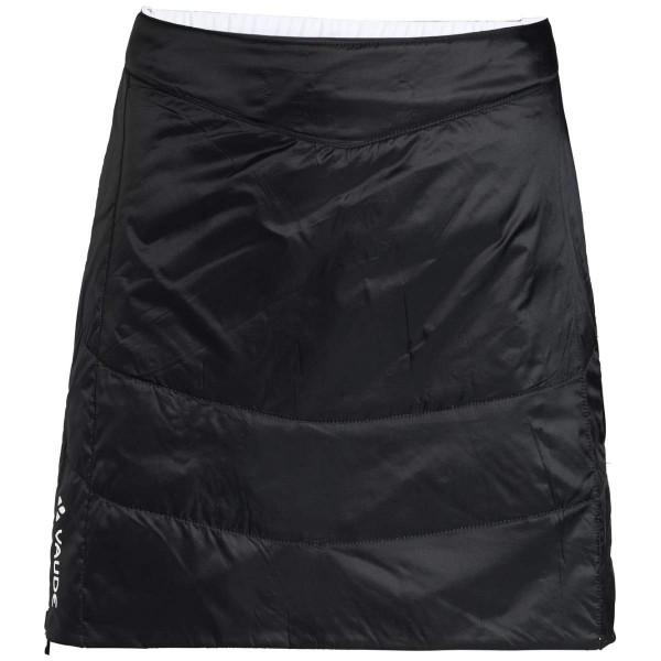 VAUDE Womens Sesvenna Reversible Skirt Damen Rock schwarz weiß