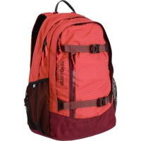 Burton Womans Day Hiker Pack 23 L Rucksack Coral Crinkle rot