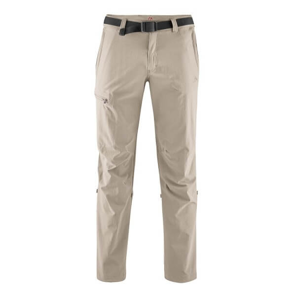 Maier Sports Nil Roll Up Herren Wanderhose beige