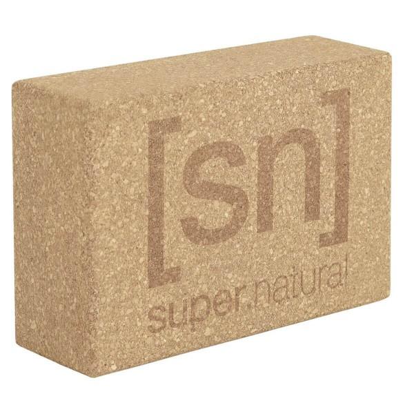 Super.Natural Karana Block Yogablock braun