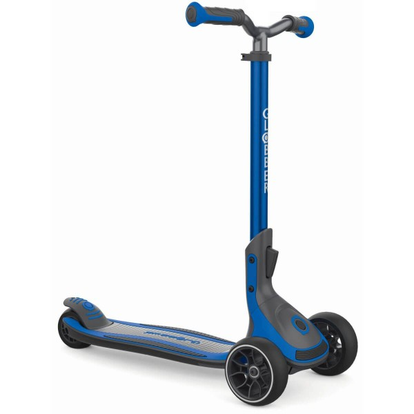Globber Ultimum Scooter mit T-Lenker Kickboard blau
