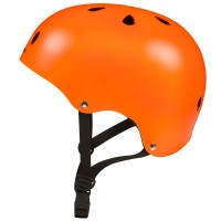 Powerslide Helmet Inline Skater Helm Allround orange