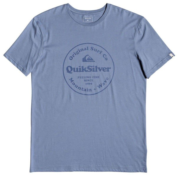 Quiksilver Secret Ingredient SS T-Shirt blau