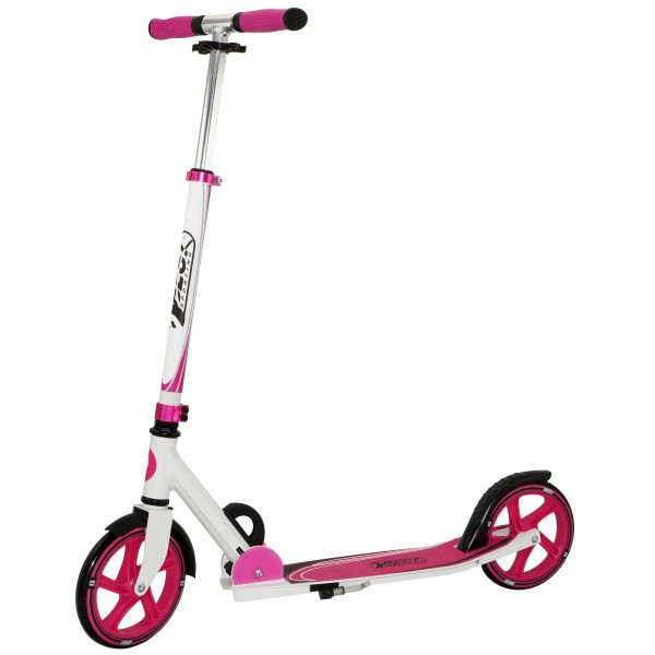 Best Sporting Scooter 205 weiß magenta