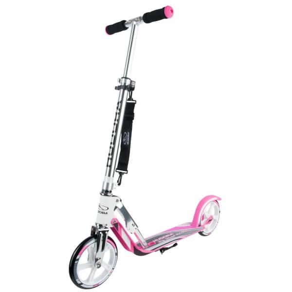 Hudora Big Wheel 205 Roller RX-Pro 205 weiss pink