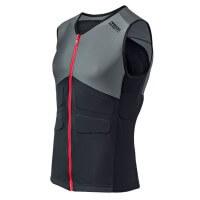 Marker Body Vest 2.15 Otis Herren Ski Protektor schwarz grau