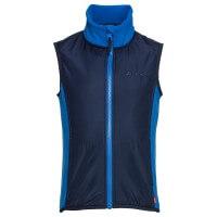 VAUDE Racoon Fleece Vest Kinder Fleeceweste blau