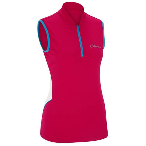 Gonso Jessi Damen Bike Shirt ärmellos pink