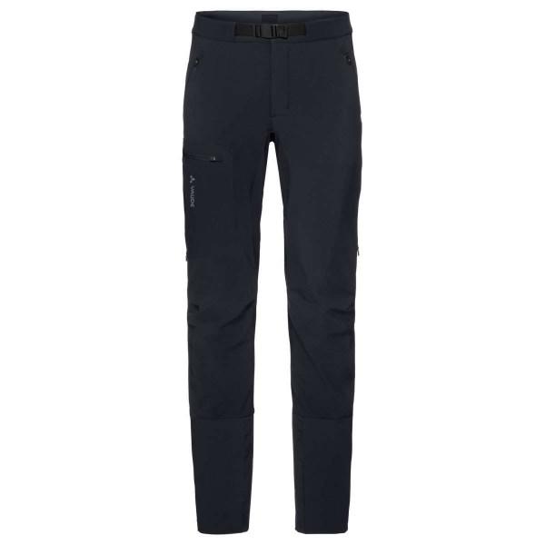 VAUDE Mens Badile Winter Pants Softshellhose schwarz