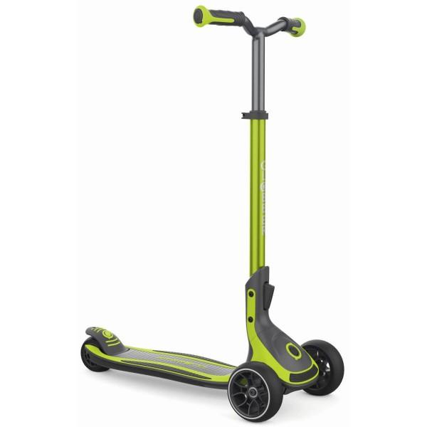 Globber Ultimum Scooter mit T-Lenker Kickboard grün