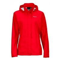 Marmot PreCip Jacket Damen Regenjacke Vintage rot