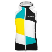 Martini Upgrade Vest Damen Funktionsweste bunt