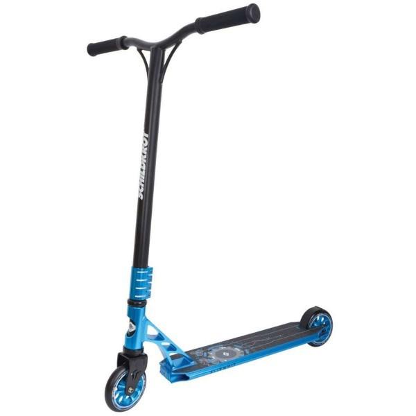 Schildkröt Street Flip Whip Stunt Scooter blau