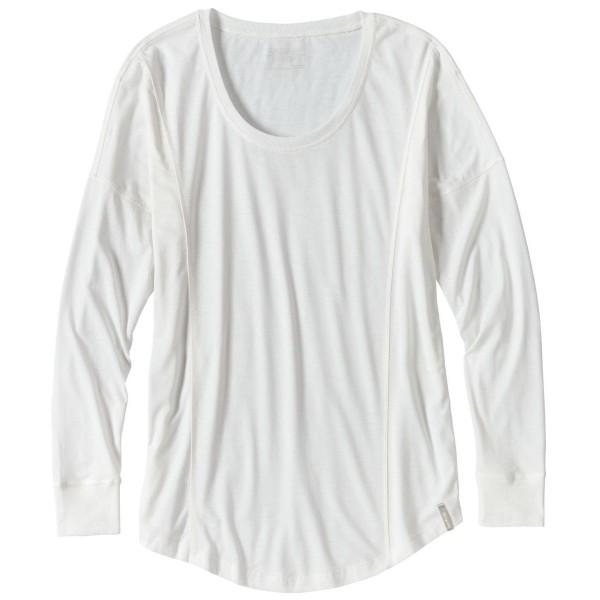 Patagonia LS Blythewood Top Damen Shirt weiß