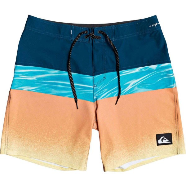 Quiksilver Highline Hold Down 18 Boardshorts blau