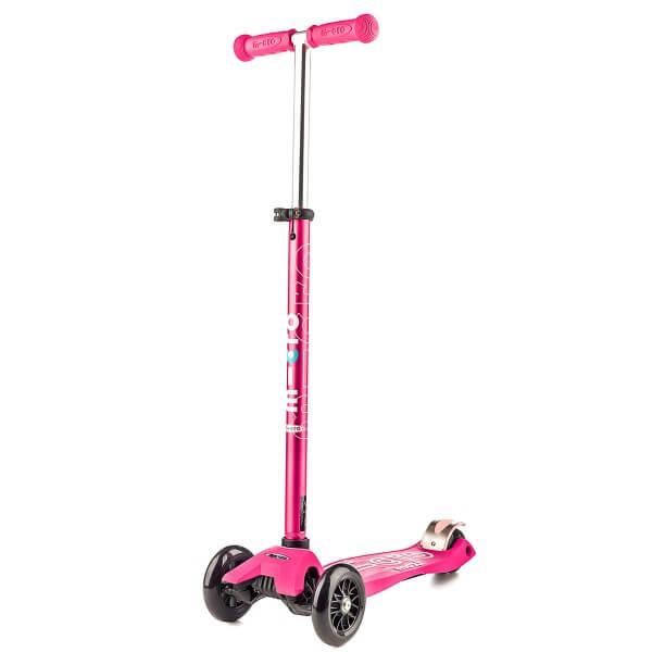 Micro Maxi Deluxe Kickboard pink