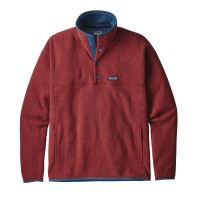 Patagonia LW Better Sweater Marsupial Pullover rot