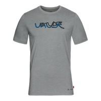 VAUDE Cyclist T-Shirt III Funktionsshirt grau