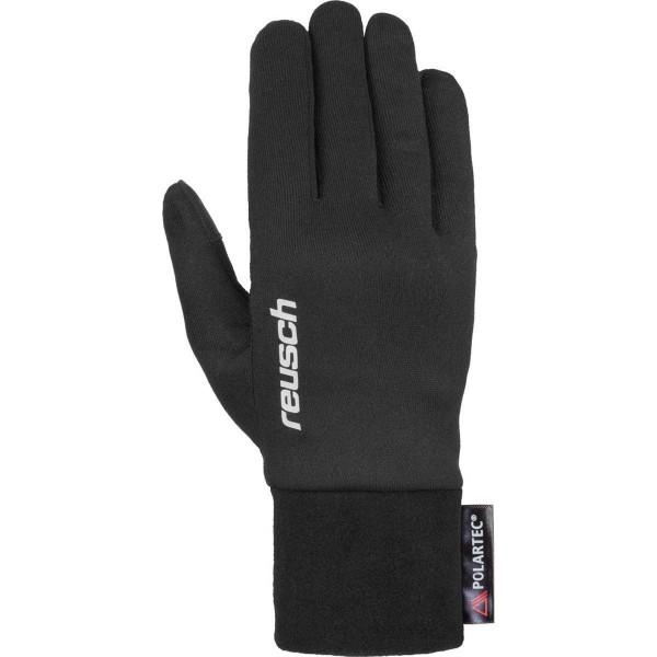Reusch Polartec Micro Liner Handschuhe schwarz