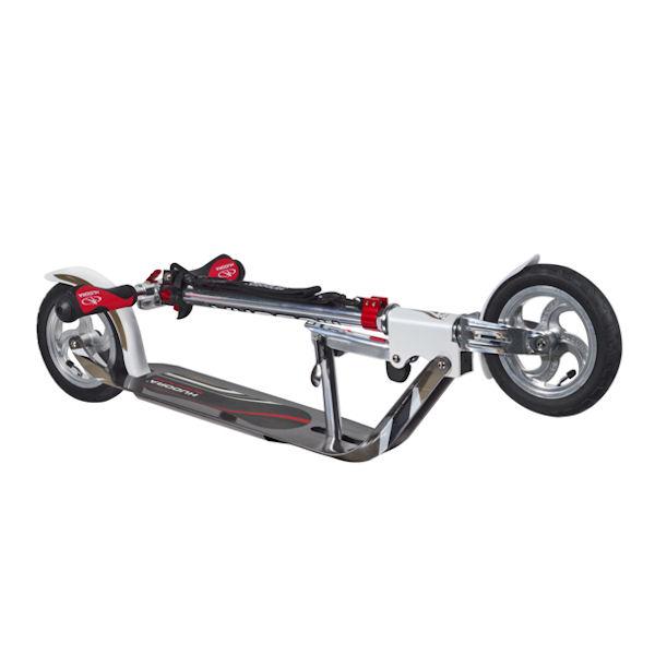 hudora big wheel air 205 scooter mit luftreifen roller. Black Bedroom Furniture Sets. Home Design Ideas